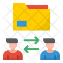 Transfer Folder Employee Folder Folder Icon