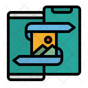 Transfer Image Icon