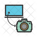 Transfer Images Picture Icon