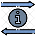 Transfer Information Icon