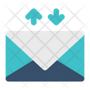 Mail Letter Transaction Icon