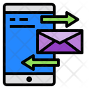 Smartphone Mail Email Icon