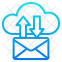 Transfer Mail Transfer Email Exchange Mail Icon