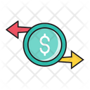 Transfer Money Icon