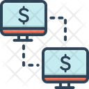 Transfer Shifting Transference Icon