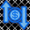 Money Arrow Up Icon