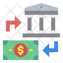 Bank Money Currency Icon