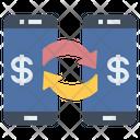 Transfer Money Pay Icon