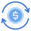 Money Change Exchange Icon