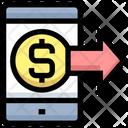 Transfer Money Transfer Money Icon