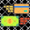 Money Card Transfer Icon