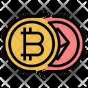 Transferofdigitalasset Exchange Transaction Icon