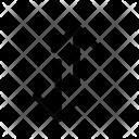 Transfers Arrows Transaction Icon
