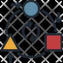 Transform Adaptation Change Icon