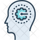 Transformation Brain Change Icon