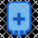 Transfusion Bottle Icon