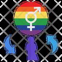 Transgender Lgbtq Pansexual Icon