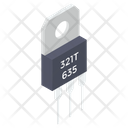 Transister Circuit Electronic Component Icon