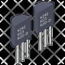 Transistors Icon