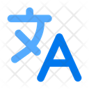Translate Language Translator Translation Icon