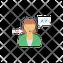 Translation Language Interpreter Icon