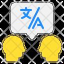 Translator User Translate Translation Icon