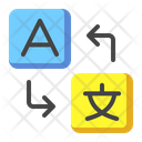 Translator Language Translate Icon