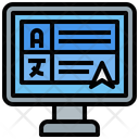Translator Education Networking Icon