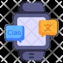 Translator Watch Icon