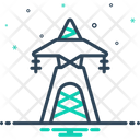 Transmission Tower Tower Radio Icon