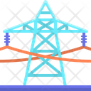 Mtransmission Tower Transmission Tower Cell Tower Icon