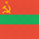 Transnistria Flag World Icon