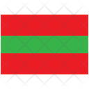 Flag Country Transnistria Icon