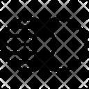 Transparent Design Object Icon