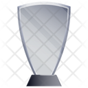 Transparent Trophy Icon