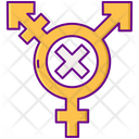 Mtransphobia Transphobia Negative Attitudes Icon