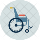 Transport Wheelchair Disabled Icon