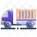 Transport Delivery Truck Vehicle Icon