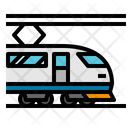 Transport Train Trains Icon