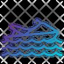 Transport Vehicle Sea Icon