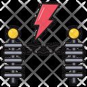 Transport Voltage Current Icon