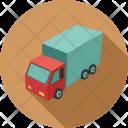 Transport Vehicle Truck Icon