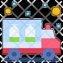 Transport Delivery Medicine Icon