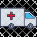 Transport Ambulance Emergency Icon