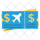 Transport Travel Ticket Icon