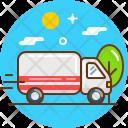 Transport Vehicle Travel Icon