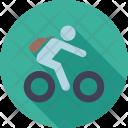 Transport Vehicle Exercise Icon