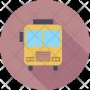 Transport Vehicle Education Icon