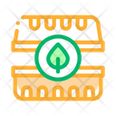 Transportation Box Plant Icon