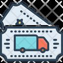 Transport Ticket Transport Ticket Icon